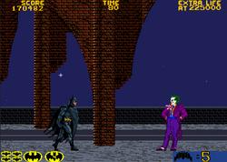 Joker (Final Boss of Batman arcade)