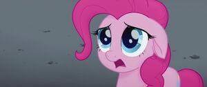 Pinkie Pie heartbroken