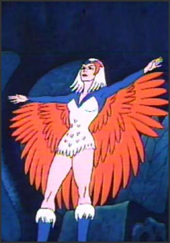 Sorceress of Castle Grayskull