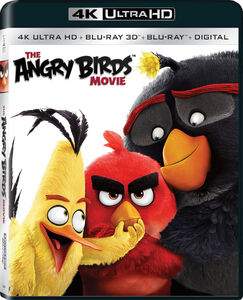 The Angry Birds Movie 4K UltraHD