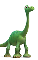 Arlo the good dinosaur disney pixar 3