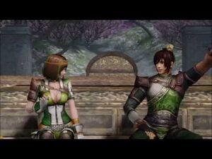 Dynasty Warriors 8; Empires, Bao Sanniang All Cutscenes