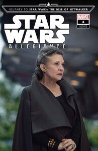 Allegiance 4 - Movie variant
