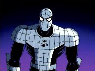 Spider-Man (Armored)