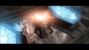 Darth Vader brawl