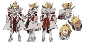 Mordred Character Sheet