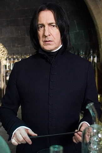 Severus Snape/Synopsis