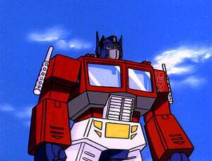 Optimus Prime G1 1