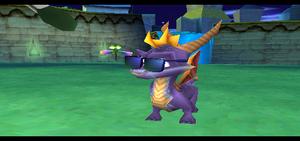 Spyro ending 2