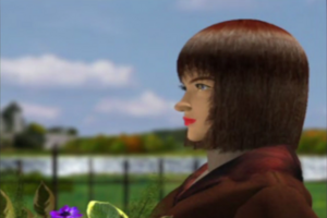 Tekken2 Anna (Nina Ending)