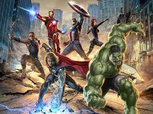 The Avengers (5)