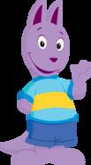 The Backyardigans Austin 2D Nickelodeon Character