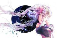 Vocaloid Hatsune Miku Wind Gray Shirt Exposed Shoulders 3000x2000