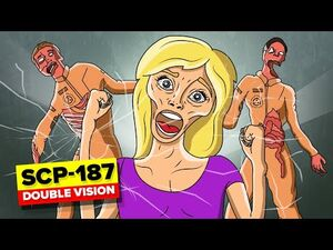 SCP-187 - Double Vision (SCP Animation)