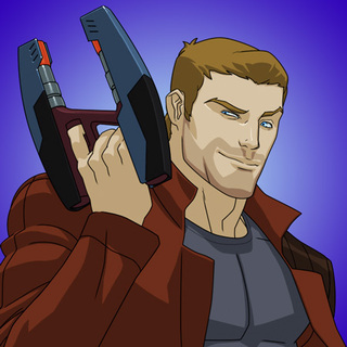 Star-Lord (2010 Marvel Animated Universe)