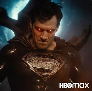 Superman charges up HD - ZSJL