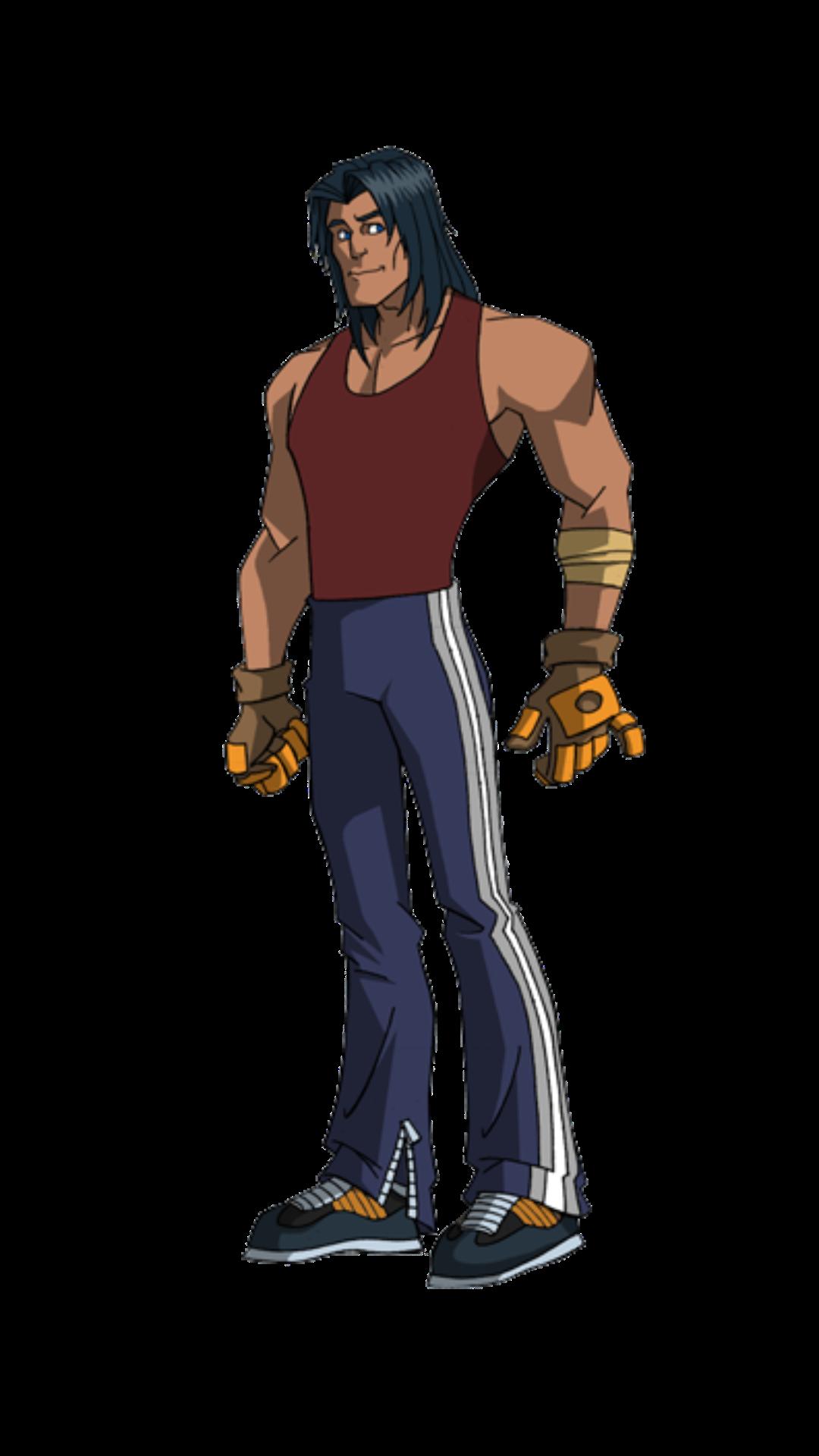 Casey Jones (TMNT 2003)