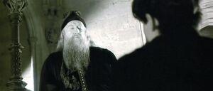 Dumbledore and Tom