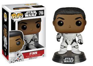 Finn stormtrooper POP