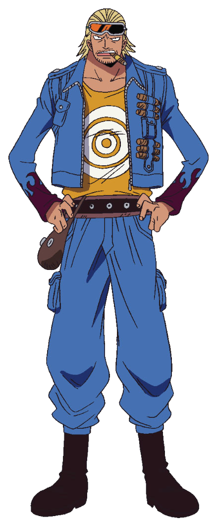Paulie (One Piece)