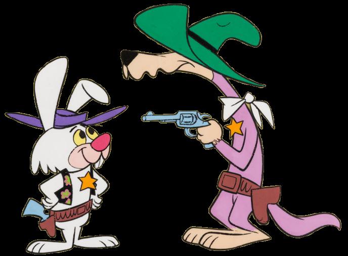 Ricochet Rabbit and Droop-a-Long