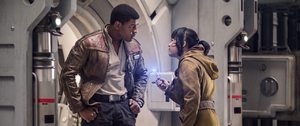 Star Wars The Last Jedi Rose and Finn's Mission Cover