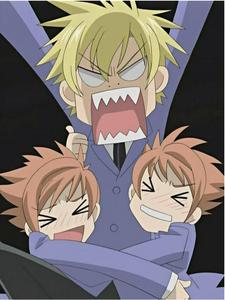 Tamaki and twins
