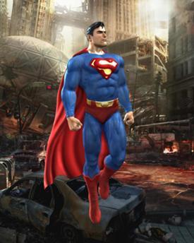 Superman (Video Games)