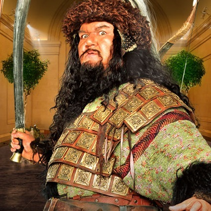 Attila the Hun (Night at the Museum)