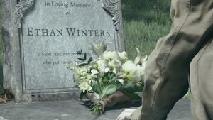 Ethan-Winters-grave