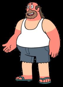 Greg Pants Cut