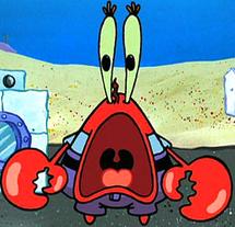 Mr. Krabs - OMG