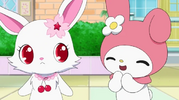 My Melody and Ruby