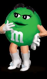 Personaje-verde