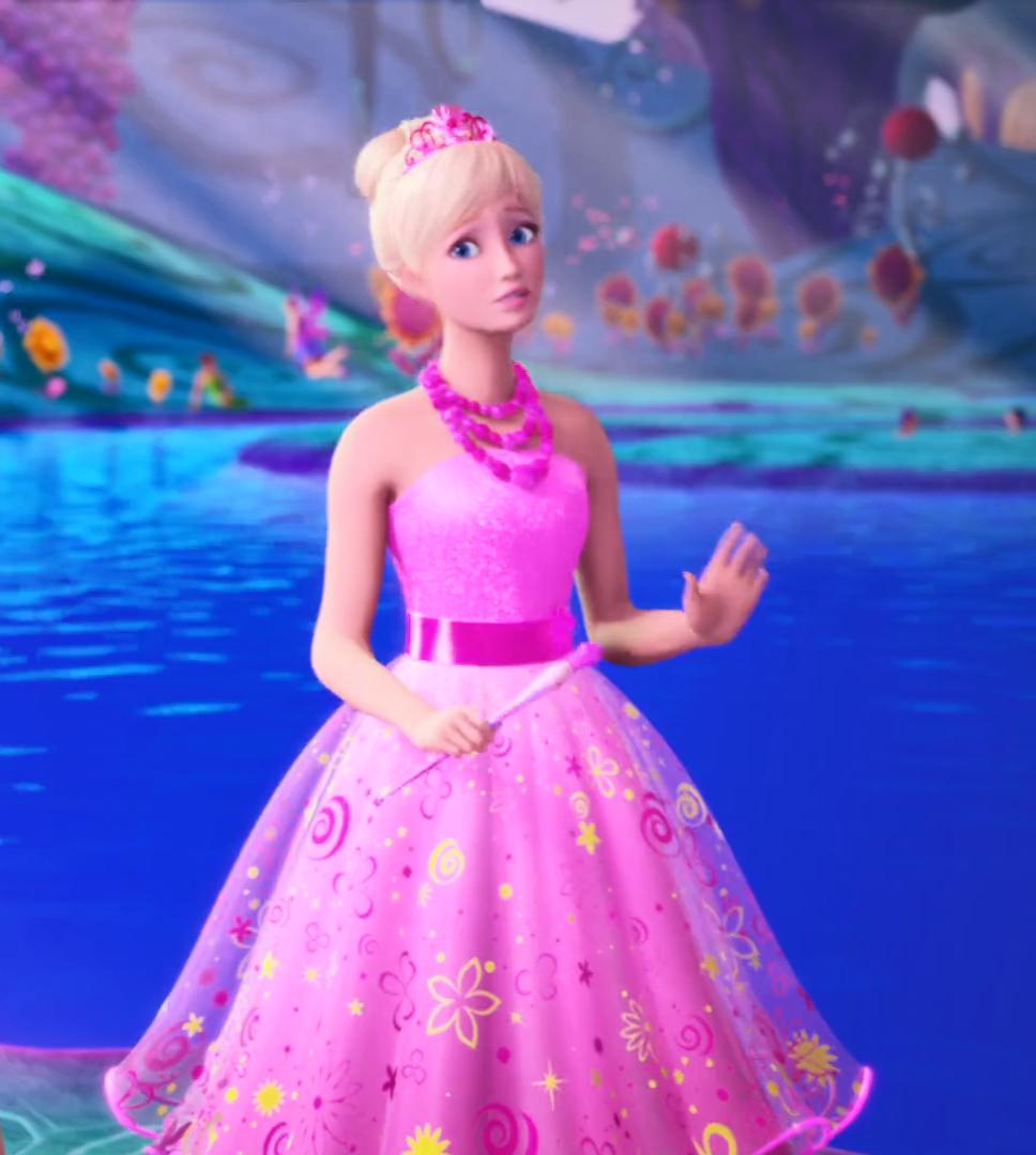 Princess Alexa (Barbie and the Secret Door)