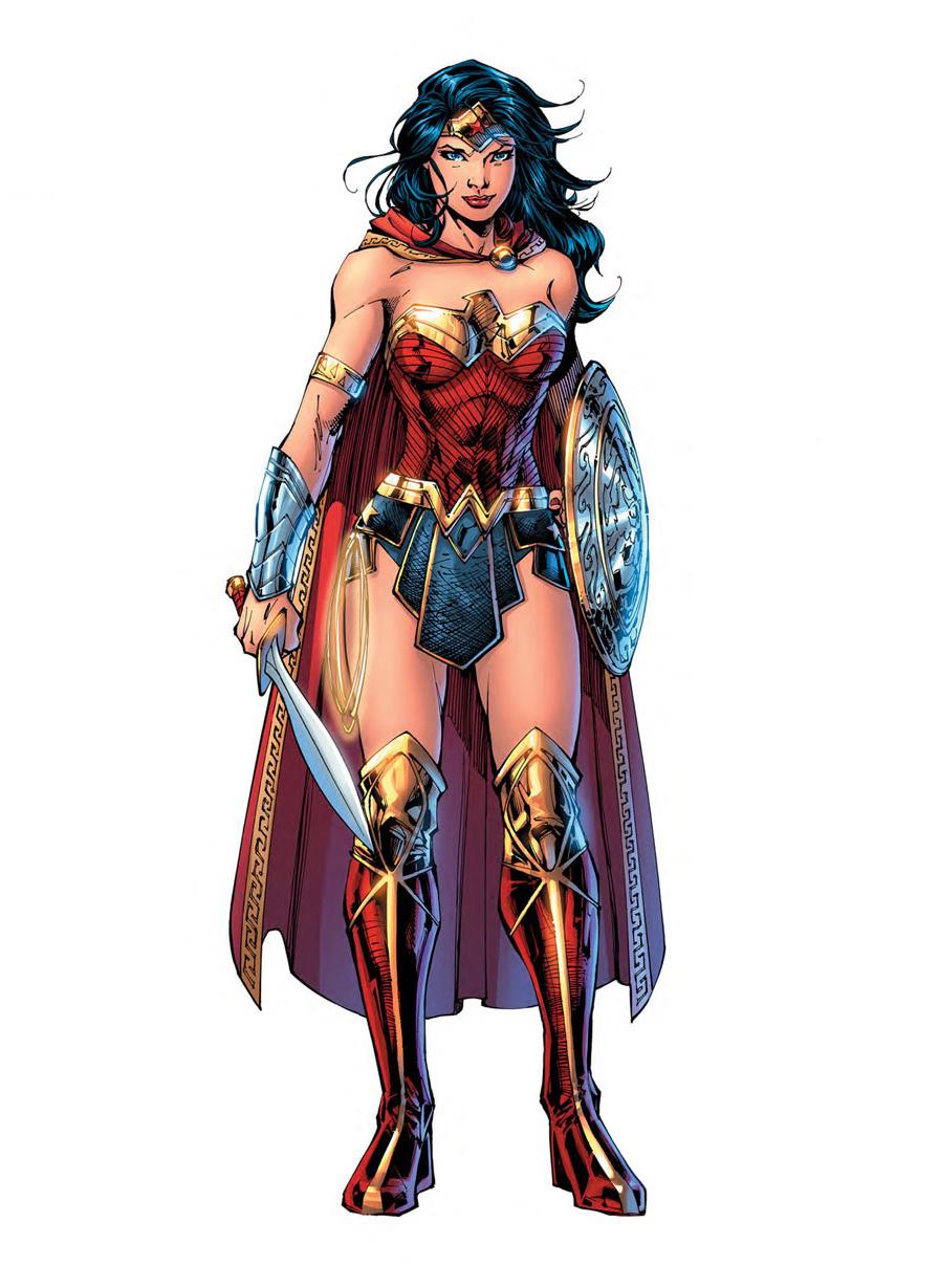 AlexHoskins/PG Proposal: Wonder Woman