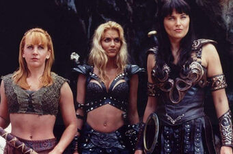 Xena-is-25-years-young