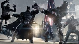 Batman (Arkhamverse)/Synopsis