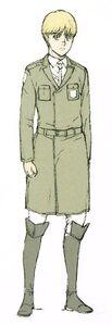 Armin marley