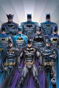 Detective Comics Vol 1 1000 Textless Scott Variant