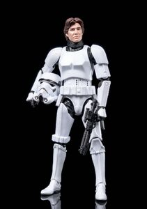 Han Solo Stromtrooper - Black Series