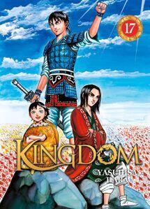 Kingdom v17 Cover
