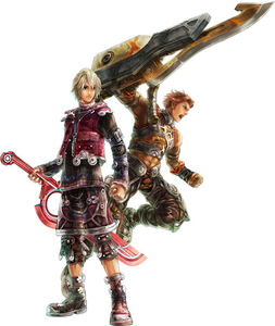 Shulk and Reyn