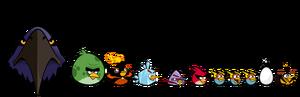 Space birds 2