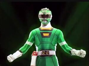 Turbo Green Ranger