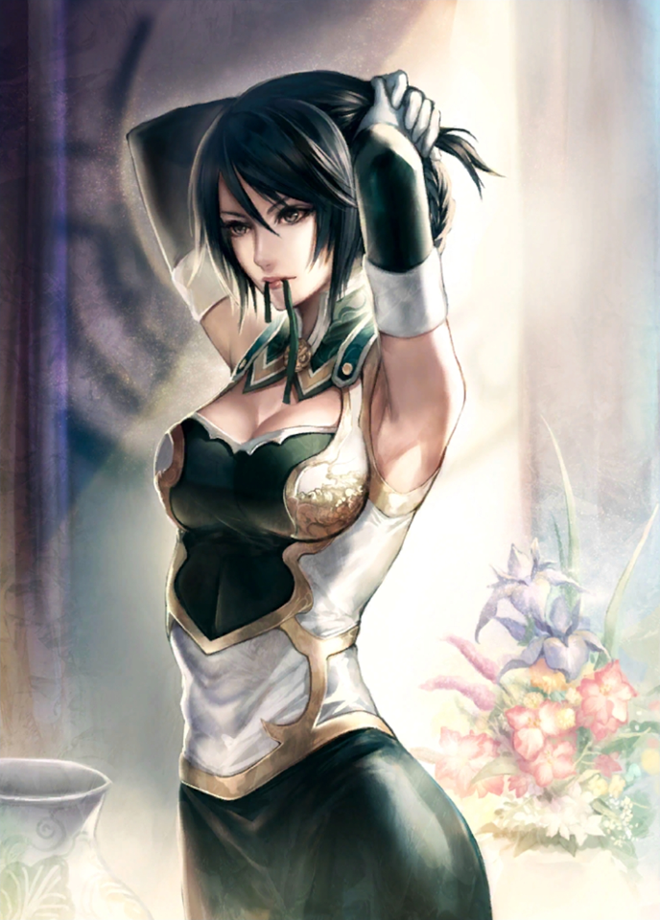 Empress Zhang