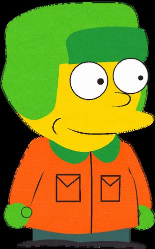 Simpsons-like hallucination