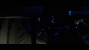 Darth Vader exclaim