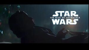 Leia's Death Scene 1080P Bluray Star Wars Rise of Skywalker