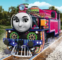 Ashima the Indian Engine